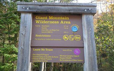 Rocky Ridge Peak & Giant Mountain Hike & Beer