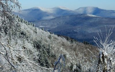 Winter Catskills Blackhead Range – 3 Peaks!